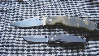 Китайский нож Sanrenmu SRM GB4-704 review - обзор