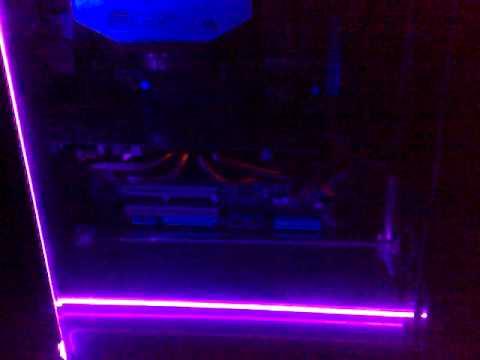 4 UV Cathodes On Sunbeam Controller