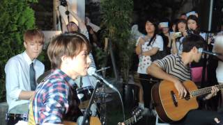 Royal Pirates - Shout out (english ver.) - Live 05/08/2014