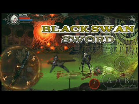 Game Android How to Get Black Swan Sword | Never Gone apk.  #Smartphone #Android