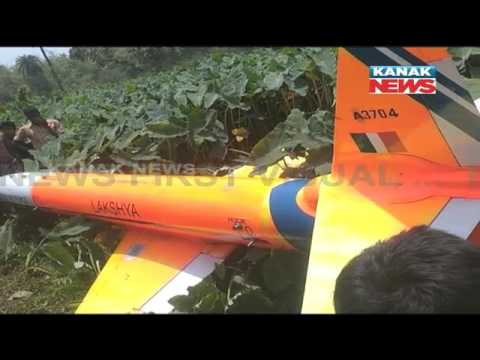 IAF Plane Crashes Land In Balasore