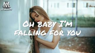 Lux Holm & Alvaro Delgado - Falling For You (ft. Harley Bird) (Lyrics)