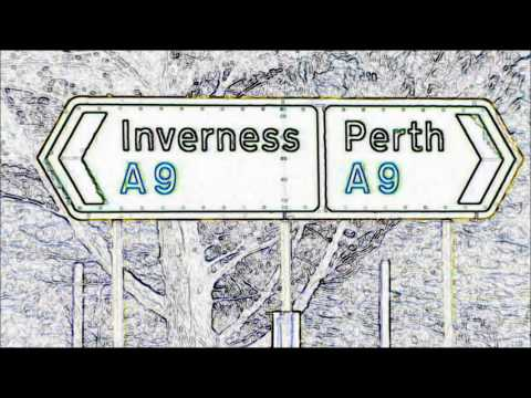 A9 for being Dual Carriageway from Inverness to Perth Radio Podcast