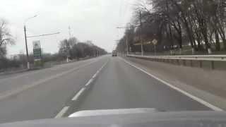 Дорога Белгород-Харьков 03.2014, дорога М-2
