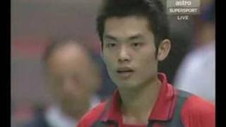 Badminton Japan Open 2007 MS SF Game 2 [3/3]