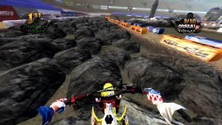 MX vs. ATV Reflex Custom Track: Endurocross 497 Raceable