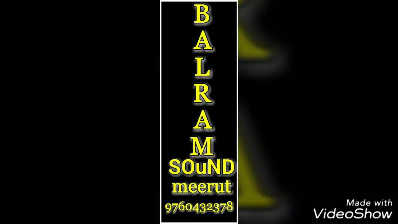 Dj balram Dj Manish kakran Dj Arun Singh mo 9045878250 & 9760432378