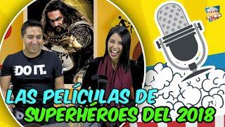 Los superhéroes del 2018 | Mr. X de The Top Comics | #PodcastFdF