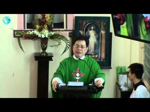 Bài giảng Lễ CN XXIII TNB - Cha Carôlô Quốc