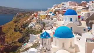 The most amazing views????Santorini????Greece????????