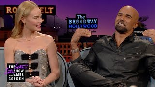 Kate Bosworth & Shemar Moore Disagree on People's Sexiest Man