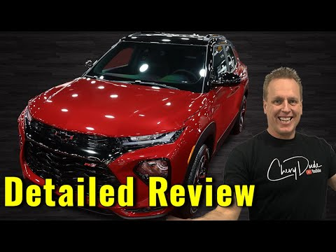 Why The 2021 Chevy Trailblazer Will Be The Best Sub Compact SUV