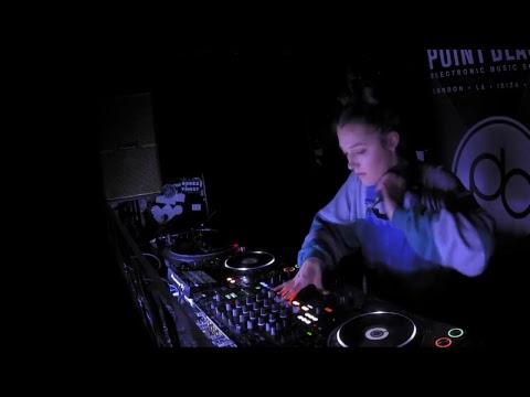 Live DJ Set from Hollie: Point Blank x DJ Mag @ Work Bar