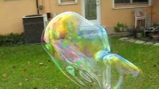 Magic Bubble Wand - Blowing Large Bubbles