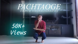 Arijit Singh: Pachtaoge | Dance Choreography - Sahil Chawla | Vicky Kaushal, Nora Fatehi | T-Series