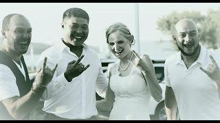 свадьба с участием звезд Ирины Дубцовой и сестер Зайцевых  г.Владивосток Владимир Подосинников