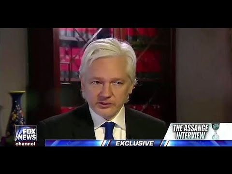 Wikileaks Assange: Russian Government Not the Source of DNC Hacks. Hannity Pt. I [01.03.2017]