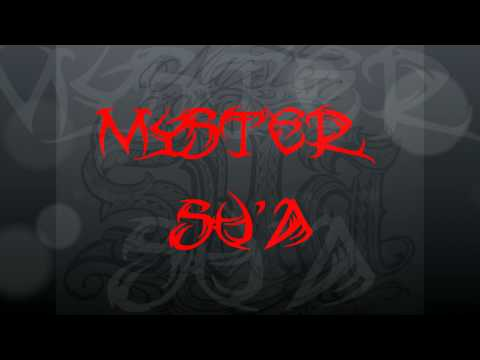 MYSTER SU'A- SHE IS THE MUSIC IN ME