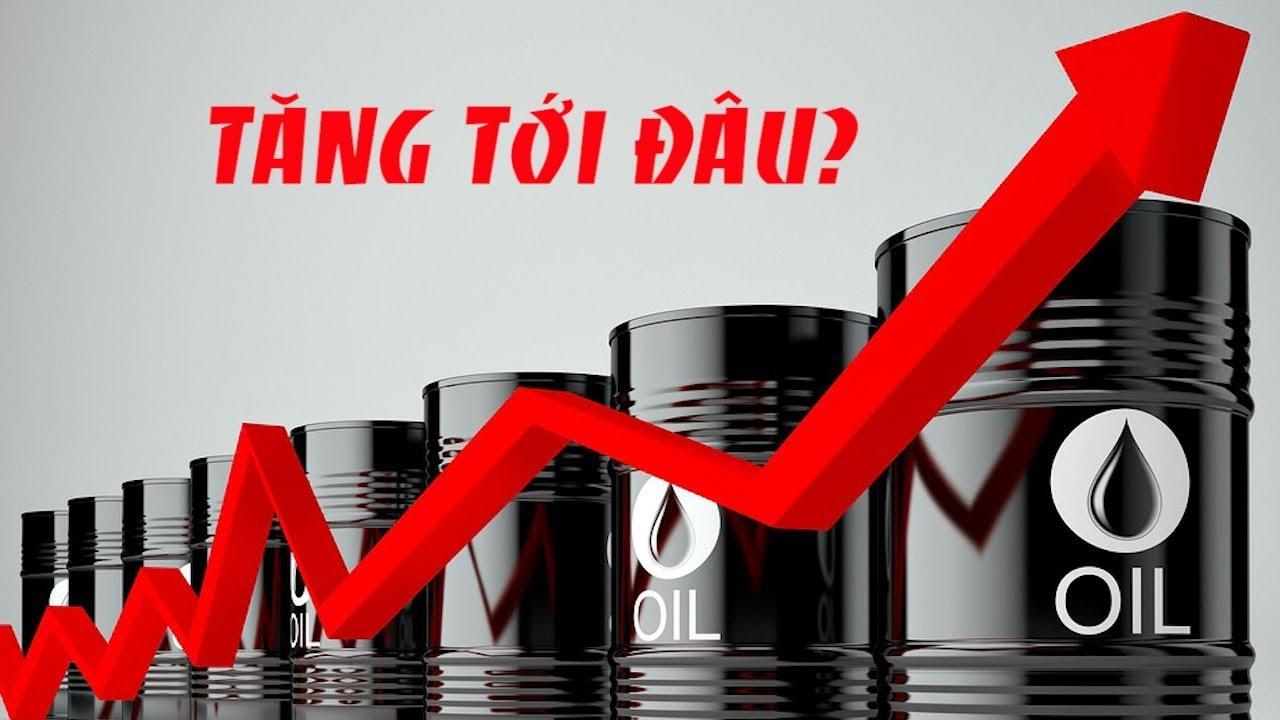 Giá dầu thế giới - Liệu còn bị đẩy cao tới đâu? - Tin Tức VTV24