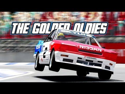 Automobilista: The Golden Oldies (Nissan Skyline @ Adelaide)