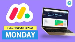 Monday.com Review | Features, Plans & Availability