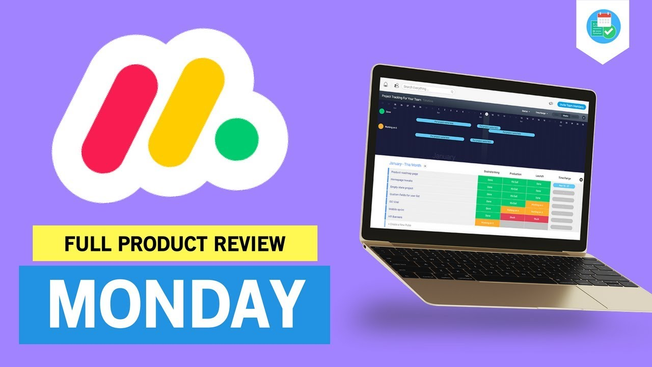 Monday Com Walkthrough 2018 All Features Platforms Thoughts