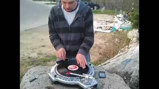 Dj backshop freestyle qfo outdoor