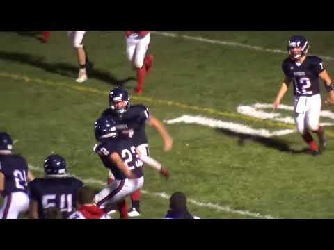 9-8-17 Hopatcong vs North Warren Football