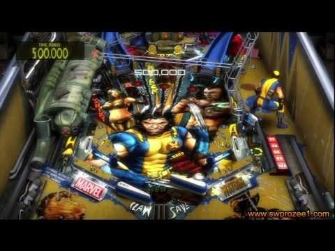 Zen Pinball 2: Wolverine