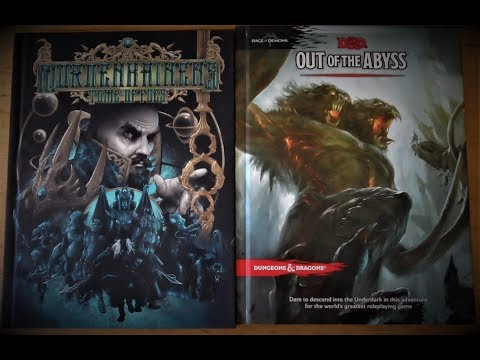Demogorgon & Orcus: Tome Of Foes Vs Rage Of Demons