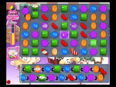 Candy Crush Saga Level 1387