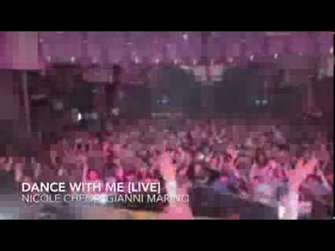 Nicole Chen X Gianni Marino DANCE WITH ME LIVE MV preview Live @ Temptasian