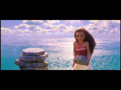 Canzoni Disney - Oceania Vaiana - Oltre l'orizzonte - Chiara Grispo Italiano HD