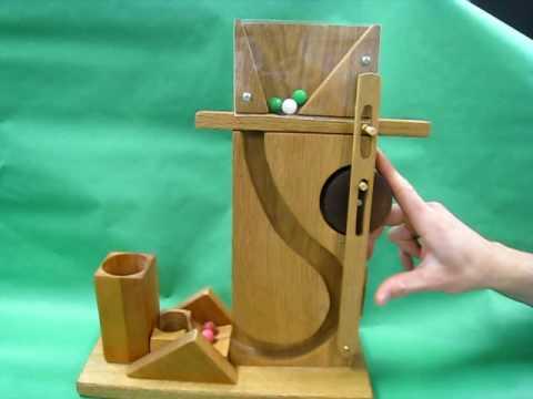 cool gumball machine