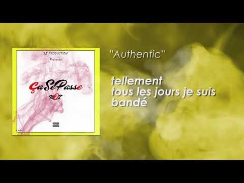 Moz - Ça se passe (lyrics vidéo)
