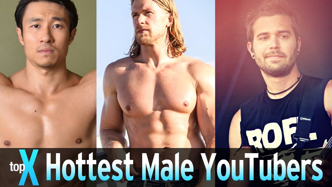 Top 10 Hottest Male Youtubers - Topx Ep32 - Youtube-8223