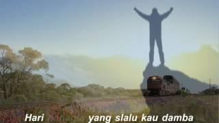 Doa Untukmu Kawan- Julius Sitanggang(karaoke TEKS)
