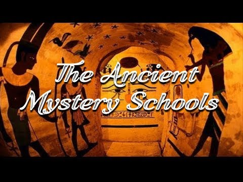 The Ancient Mystery Schools (Mystery Babylon)