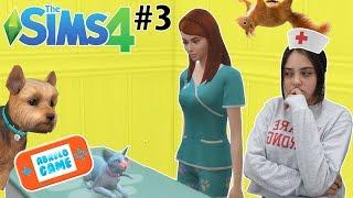 Clínica Veterinaria en Los Sims 4 Perros y Gatos Nuestras Mascotas Pelean con Ardillas Abrelo Game