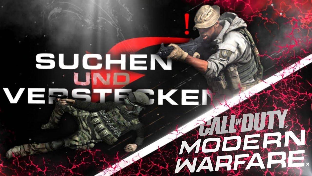 Suchen & Verstecken - Modern Warfare - Neuer Cutter am Start