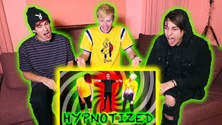REACTING TO OUR HYPNOSIS (Real or Fake?)