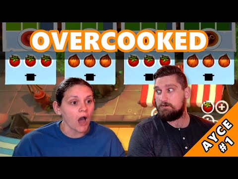 It finally begins... again! | Overcooked! All You Can Eat Co-op Ep 1 |