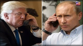 Putin Issues ONE Word WARNING To Trump That Just Put the Entire Planet On EDGE