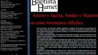 Hay que vivir - Joan Baptista Humet