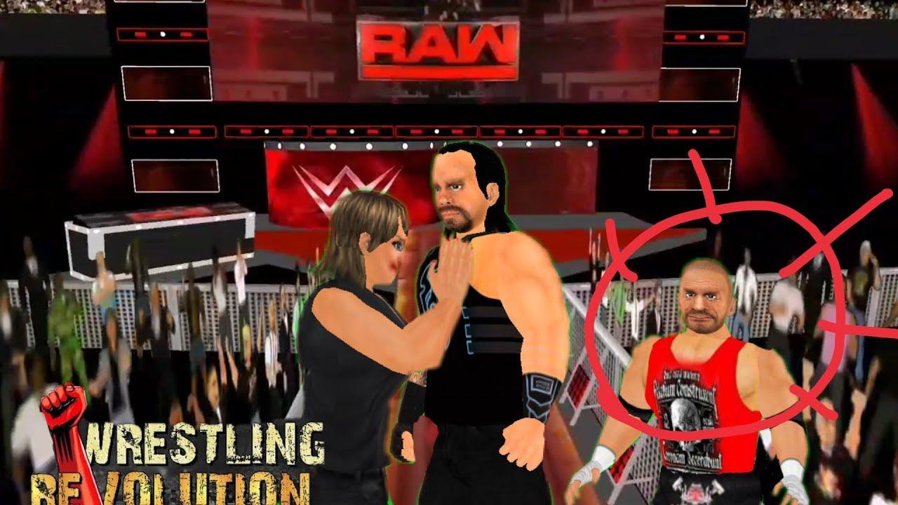 Wrestling Revolution 3D Cheats
