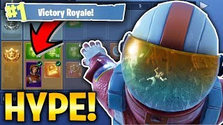 I ALMOST LOST... SOLO WIN! SEASON 3 HYPE! (Fortnite Battle Royale Livestream)