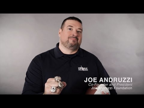The faces behind 10 years of the Joe Andruzzi Foundation