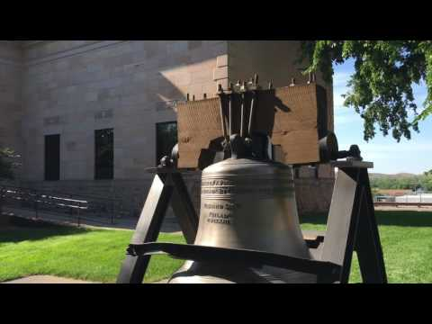 Liberty Bell, Grounds of South Dakota State Capitol
