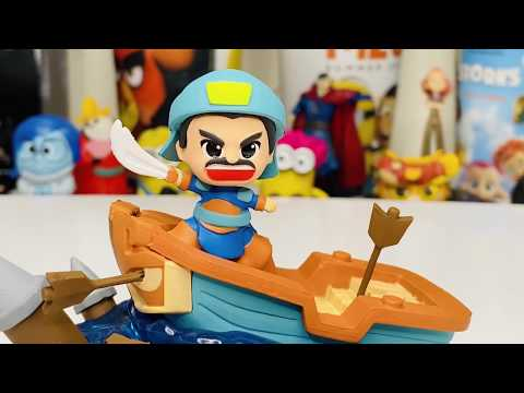 NGÔ QUYỀN - UNBOX REVIEW NGÔ QUYỀN FIGURE At the Battle of Bạch Đằng River from YouTube · Duration:  7 minutes 44 seconds