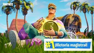 Ganado sin matar #Sorteo figuras Fortnite|Victoria en nuevo modo de juego PUNTUACIÓN MAGISTRAL